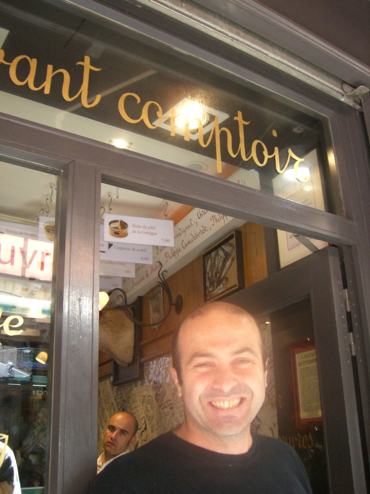 L'Avant Comptoir, Odéon, Paris - Local Food And Wine