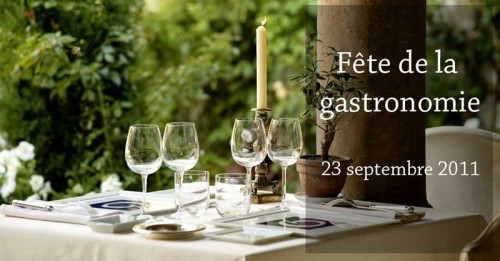 Fête de la Gastronomie - Local Food And Wine