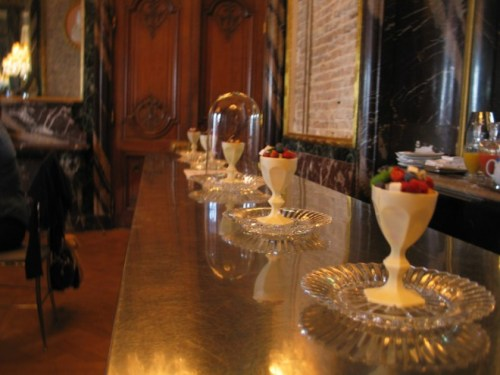 Chef Guy Martin's Cristal Room Baccarat Paris photo by Paige Donner copyright