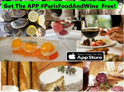 Episode 15 Paris GOOD food + wine
