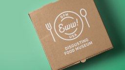 Disgusting Food Museum – LA and Sweden
