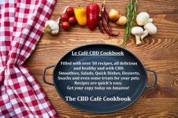 Le CBD Café Cookbook – 50+ Recipes
